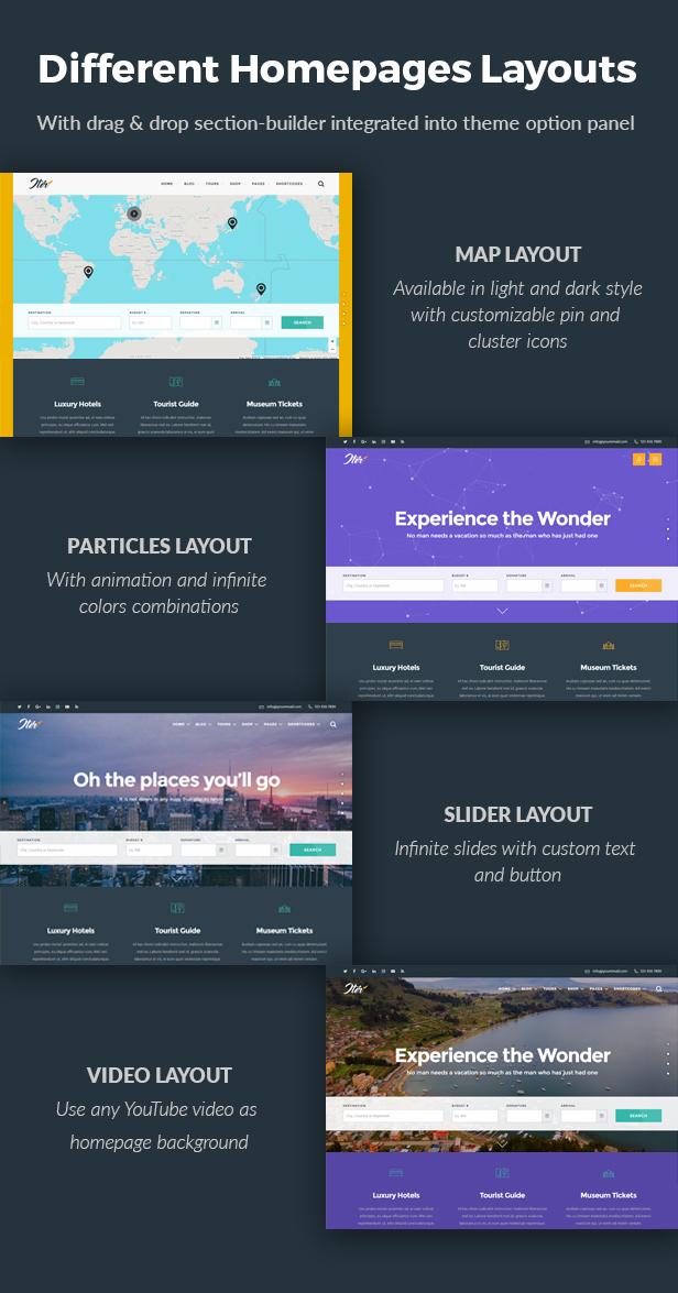 Iter - Travel & Tour Booking WordPress Theme - 3